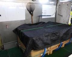 Segundo estudio de supervivencia a bordo del proyecto HOLOPLUS